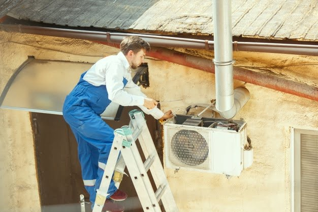 Maintenance and Repair of Ventilation and Air Conditioning Systems